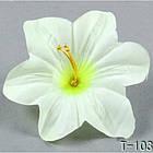 Гибискус  NТ 026 - Т 103 (100 шт./ уп.) Искусственные цветы оптом, фото 2