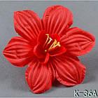 Клематис NТ 019 - К 36 А (100 шт./ уп.) Искусственные цветы оптом, фото 2