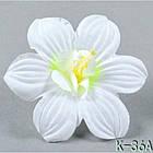 Клематис NТ 019 - К 36 А (100 шт./ уп.) Искусственные цветы оптом, фото 5