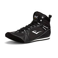 Боксерки EVERLAST Low Top Boxing Shoes Black
