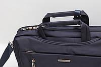 Чоловіча сумка/ портфель в руку, через плече з відділом для ноутбука / Мужская в руку, через плечо с отделом