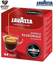 Lavazza A Modo Mio Passionale (Int = 11; 16 капсул ; Espresso; 100% Arabica)