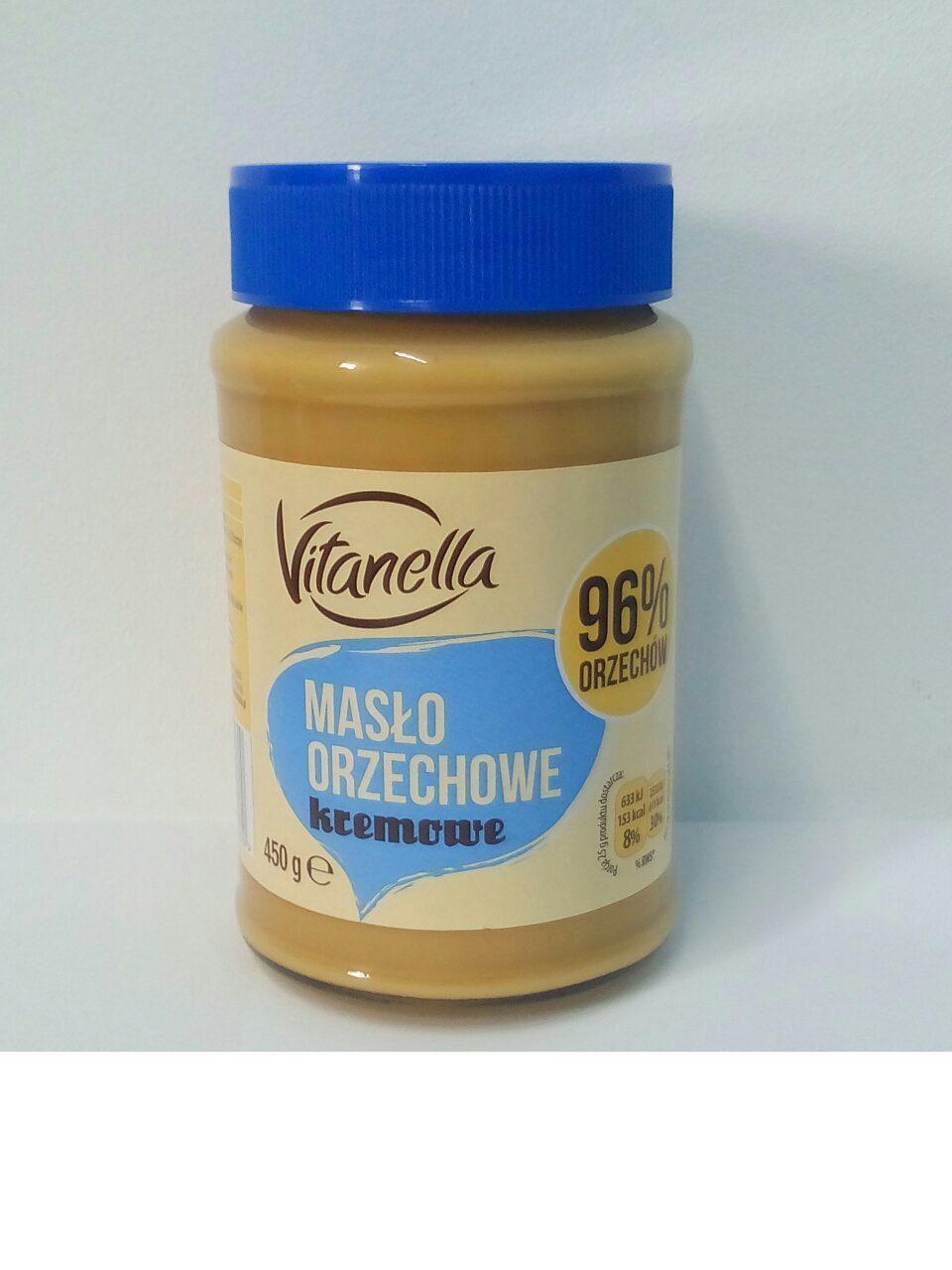 Арахисовое масло Vitanella Crem