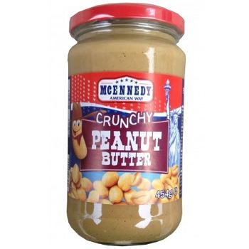 Арахисовая паста Peanut Butter Crunchy