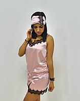 Женский комбез для сна (маска в комплекте), фото 1