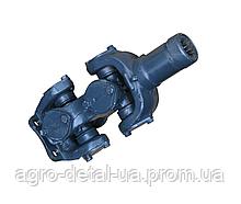 Вилка двойная 151.36.023-2 среднего кардана трактора Т 151,Т 156,Т 157,Т 17221,Т 17021