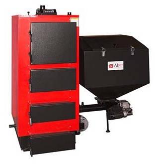 Пеллетный котел ALTEP KT-2E-SH 17 кВт Альтеп центр