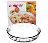 Блюдо круглое  320 мм Borcam 59014, фото 2