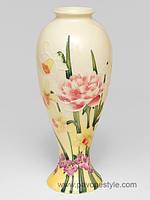 Фарфоровая ваза (Pavone)