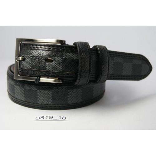 Ремень мужской (серый) 154082_018