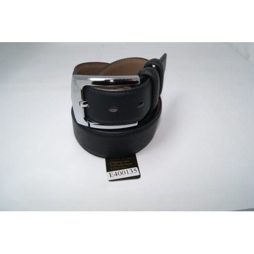 Ремень мужской кожаный (черный)  Andi 153984_008_E400135
