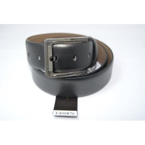 Ремень мужской кожаный (черный) Andi 153984_025_E400870