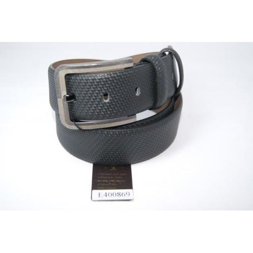 Ремень мужской кожаный (черный)  Andi 153984_038