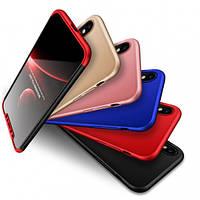 """Защитный чехол 360 градусов для Apple iPhone XS Max (6.5"""") (выбор цвета)"""