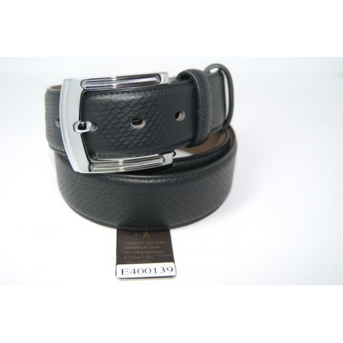 Ремень мужской кожаный (черный)  Andi 153984_049