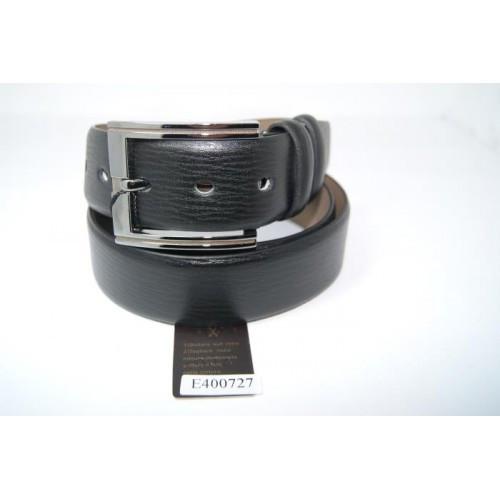 Ремень мужской кожаный (черный)  Andi 153984_051