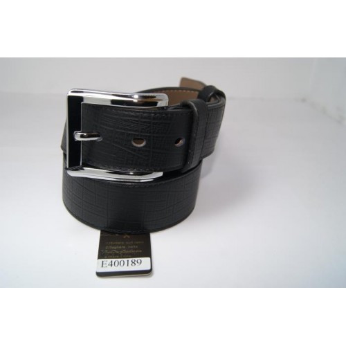 Ремень мужской кожаный (черный)  Andi 153984_055
