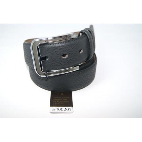 Ремень мужской кожаный (черный)  Andi 153984_057