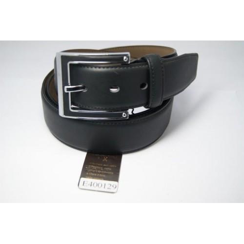 Ремень мужской кожаный (черный)  Andi 153984_067