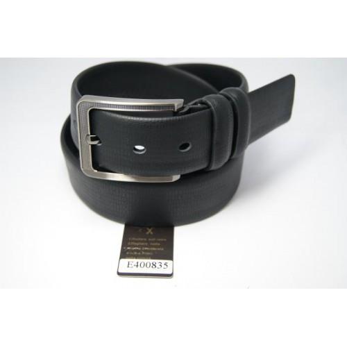 Ремень мужской кожаный (черный)  Andi 153984_069