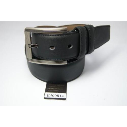 Ремень мужской кожаный (черный)  Andi 153984_074