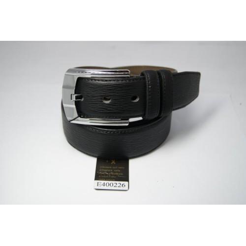 Ремень мужской кожаный (черный)  Andi 153984_076