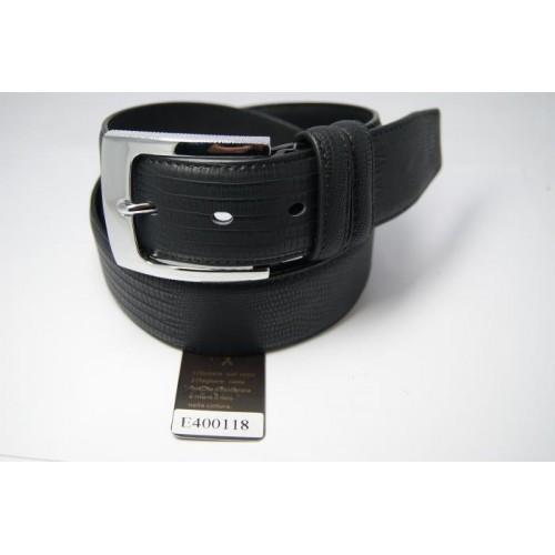 Ремень мужской кожаный (черный)  Andi 153984_077