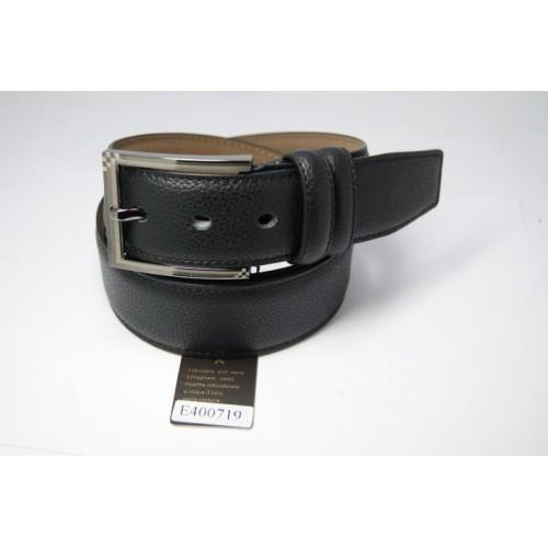 Ремень мужской кожаный (черный)  Andi 153984_079