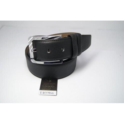 Ремень мужской кожаный (черный)  Andi 153984_083