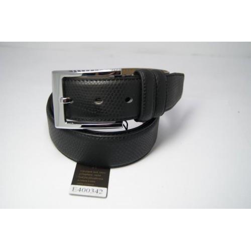 Ремень мужской кожаный (черный)  Andi 153984_086