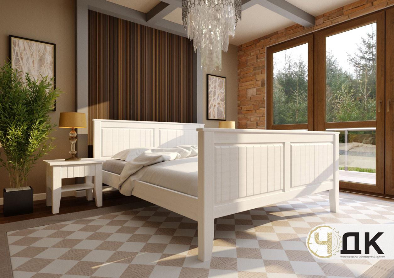 Современная кровать Глория с высоким изножьем ( все размеры )