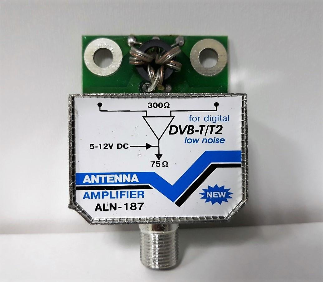 Антенный усилитель Т2 ALN-187