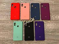Чехол Soft touch для Xiaomi Mi 8 (7 цветов)