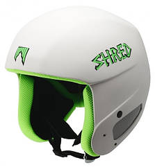 Шолом гірськолижний Shred Brain Bucket Money XL White (namk9087)