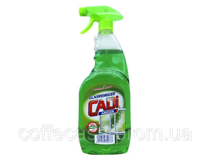 Средство для мытья окон  Cadi Glasreiniger Vinegar 1л