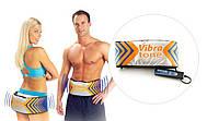 Масажний Пояс для схуднення Vibro Tone Вібро Тон, фото 1