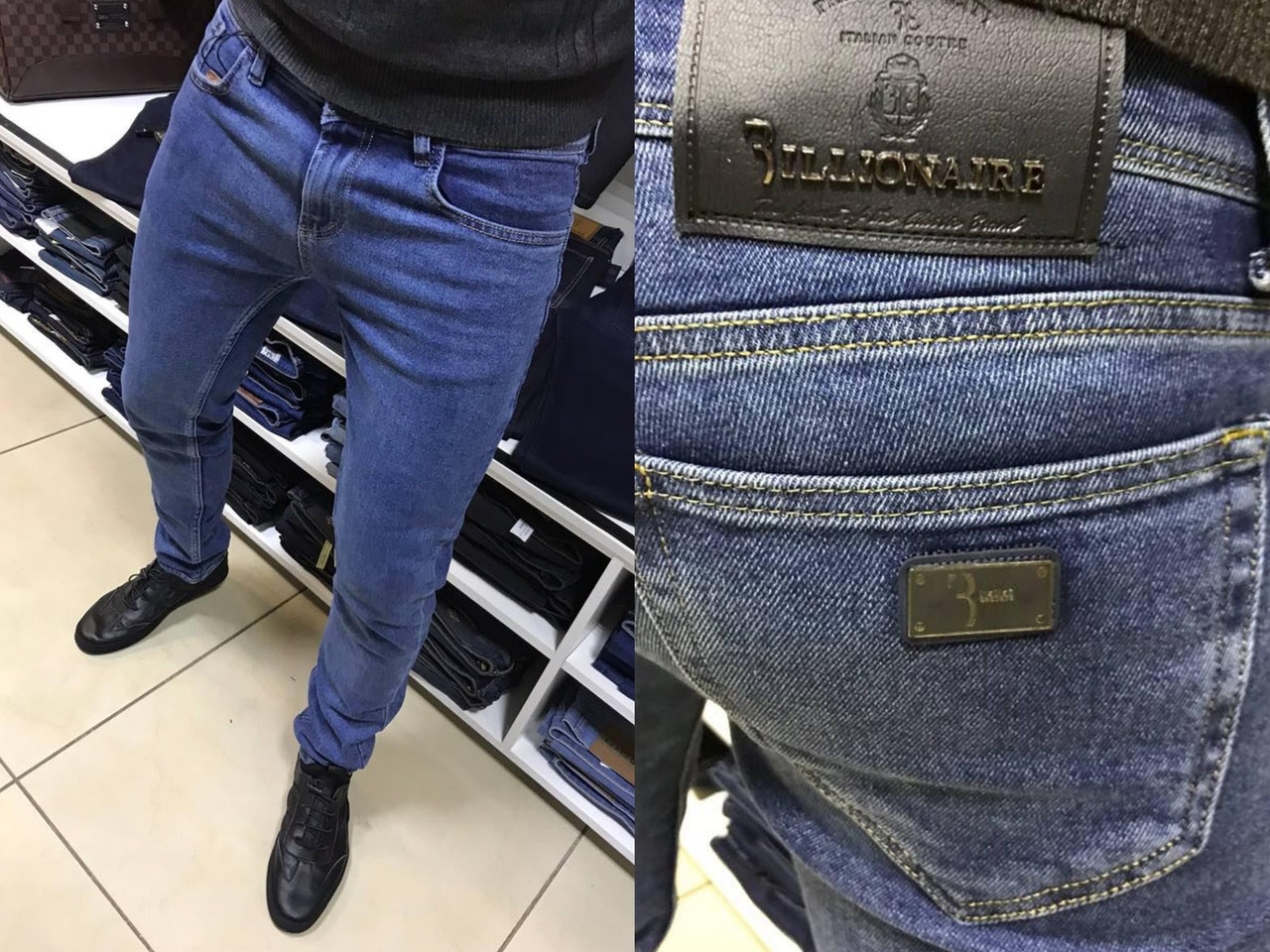 Мужские джинсы  2018 Прекрасное лекало и посадка оригинал Размеры: 29, 30, 31,32 ,33, 34, 36