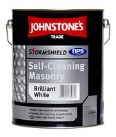 Johnstones Stormshield Self-Cleaning Masonry для наружных работ 10 л
