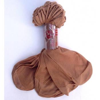 Носки капроновые с тормозами Liqlang ( 10 пар /уп) Sin-14