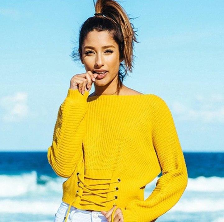 женский вязаный свитер со шнуровкой спереди желтый продажа цена в