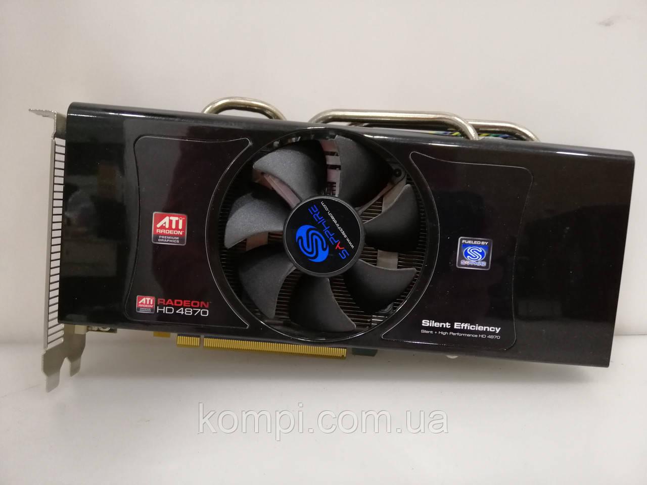 Видеокарта ATI RADEON HD 4870 512mb PCI-E