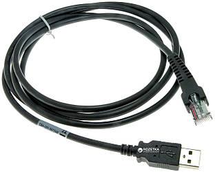 Кабель USB к сканеру Zebra Motorola/Symbol (CBA-U01-S07ZAR/CBA-U21-S07ZBR)