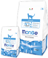 Корм Monge Cat Urinary