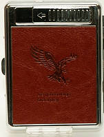 Портсигар с USB зажигалкой
