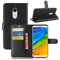 Чехол-бумажник для Xiaomi Redmi 5 plus