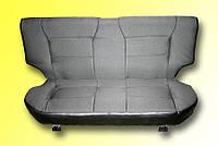 Заднее сиденье на  ВАЗ 2108-2109 серый материал