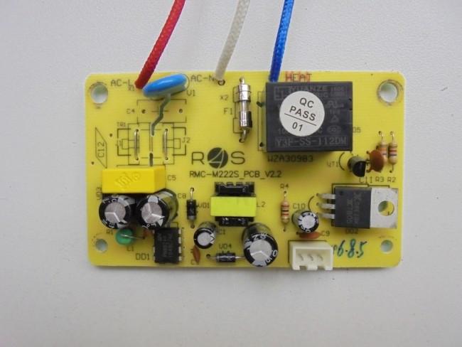 Плата живлення для мультиварки Redmond RMC-М223Ѕ