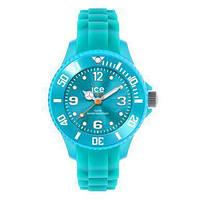Брендовые женские наручные часы Ice Watch голубые с силиконовым ремешком  унисекс Айс Воч люкс реплика df4d13923e1