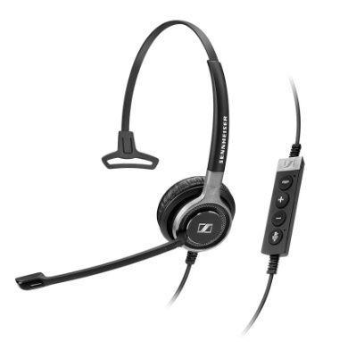 Гарнитура для колл-центра Sennheiser SC 630 USB CTRL