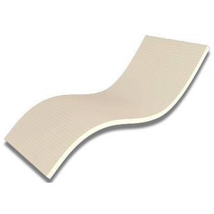 Ортопедичний беспружинний міні-матрац Top Ultra Take & Go Bamboo EMM  80 х 190